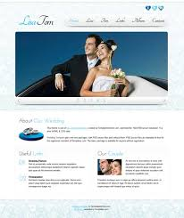 Wedding Website Free 70 Best Wedding Website Templates Free U0026 Premium Freshdesignweb