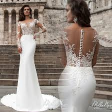 wedding dresses 2017 robe de mariage new arrival mermaid wedding dresses 2017