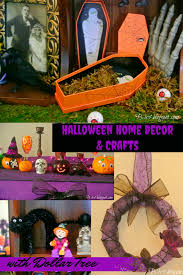b is 4 halloween home decor and crafts with dollar tree u0026 giveaway