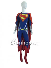 new man of steel costume the league of heroes the original