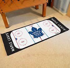 Toronto Area Rugs Toronto Maple Leafs Rug Mat Nhl Fan Apparel Souvenirs Ebay