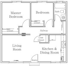 floor plan for two bedroom apartment floor plan for two bedroom apartment tool plans masters 2018 and