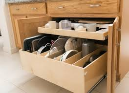kitchen cabinet pull out shelves home design ideas