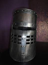 file helmet of black knight from monty python and the holy grail