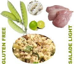 cuisine estivale food cuisine du monde recette de salade de poulet citronnée