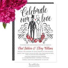 same wedding invitations same wedding invitations diy printable or printed