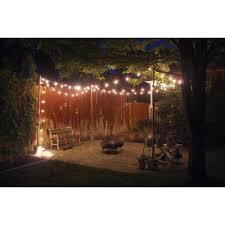 String Lighting For Patio Patio String Lights