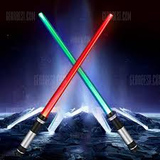 novelty lights free shipping code ywxlight double sided rgb led light sword 2pcs 9 99 free shipping
