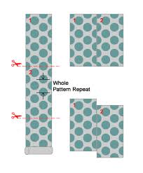 what does pattern mean fabric half drop pattern repeat explained by sew helpful