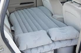 favored car travel inflatable air bed mattress car inflatble car