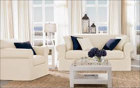 Sofa Slipcovers With Separate Cushions Furniture Magnificent L Shaped Sectional Slipcovers Sofa Covers