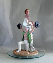 weight lifting cake topper weight lifting cake topper fitness bodybuilding weightlifting