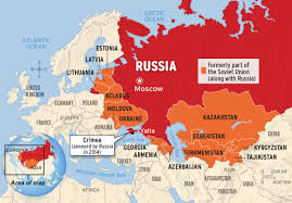 Europe And Russia Map by Russia Friend Enemy Or Frenemy