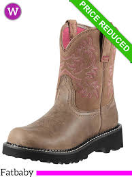 womens boots on clearance 5 5b medium s ariat boots 10000822 clearance