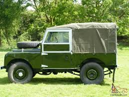 classic land rover rover series 1 86