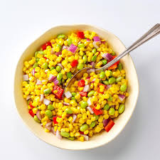 corn recipes for thanksgiving asian corn succotash recipe taste of home