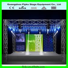 led snowfall curtain lights fashion show stage decorations in