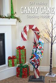 candy cane holiday stocking post holiday candy candy canes and 4x4