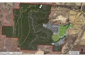 Fayetteville Ar Map Kessler Mountain Regional Park Fayetteville Ar Official Website