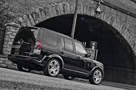 kahn land rover defender project kahn land rover discovery is a black edition