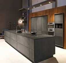 cuisine gris foncé cuisine gris anthracite et bois amazing cuisine gris anthracite et