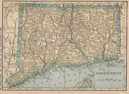 Colonial Map Of America by Connecticut Maps Ct Maps Ct Genealogy Maps Ct Historical