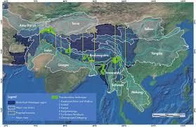 Hindu Kush Map Transboundary Landscapes