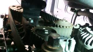 timing belt replacement 1988 1995 honda civic 1 5l 4 cylinder