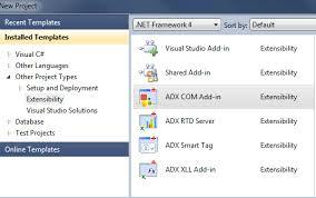 creating visio com add in c vb net