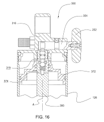 patent us8752681 integrated and self contained suspension