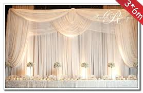 wedding backdrop background wedding backdrop curtains white and royal blue wedding backdrop