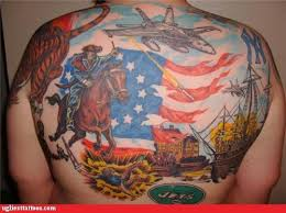 Back Pieces Tattoos Ugliest Tattoos Back Pieces Bad Tattoos Of Horrible Fail