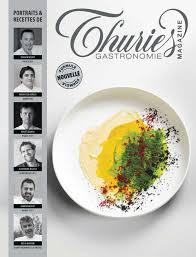 magasine cuisine thuriès gastronomie magazine 271 thuriès gastronomie magazine