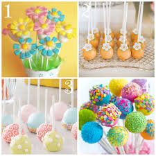 Halloween Cake Pop Molds by Top 8 Festive Spring Cake Pops Spring Cake Cake Pop And Cake
