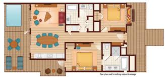 disney world floor plans walt disney world is almost ready to add a new dvc property the