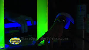 glowing halloween ideas cool science experiments youtube