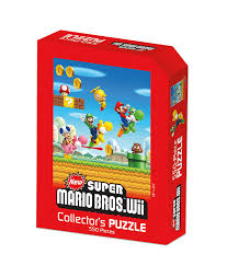 amazon com super mario wii puzzle toys u0026 games