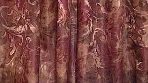 Homemade Curtains Without Sewing Diy Cheap U0027the Lazy Woman U0027s U0027 Thermal Curtains No Sew Youtube