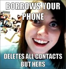 Overly Attached Girlfriend Meme - guys night sounds fun where are we going overly attached