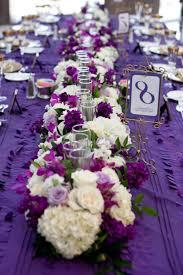 wedding table decorations wedding decor purple wedding table decorations picture from