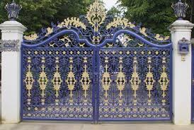 House Front Gate Design 8512