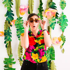 Tropical Party Themes - 21 party themes for all your spring get togethers brit co