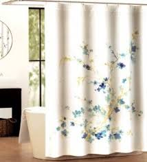 Cloth Shower Curtains Best 50 Beautiful Fabric Shower Curtain Foter