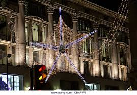 Christmas Decorations Oxford Street - christmas lights oxford street circus stock photos u0026 christmas