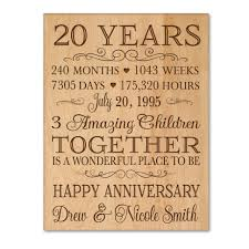 11th anniversary gifts for personalized 11th anniversary gift for him 11 year wedding