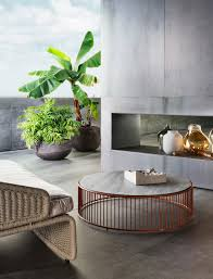 Minotti Home Design Products Caulfield Outdoor Coffee Table Side Tables From Minotti Architonic