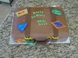 suitcase cake laura the cake lady