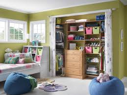 Hgtv Ideas For Small Bedrooms by Small Closet Organization Ideas Pictures Options U0026 Tips Hgtv