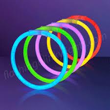 glow bracelets light up led bracelets by flashingblinkylights