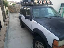 Ford Raptor Truck Tent - teasing interest in my 1992 explorer overlanding truck